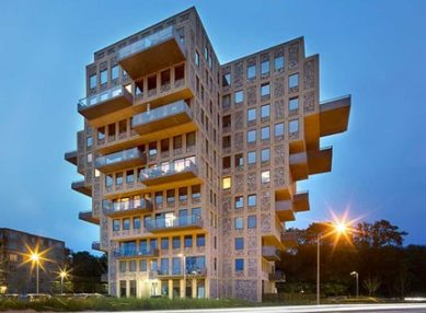 belvedere tower residential building